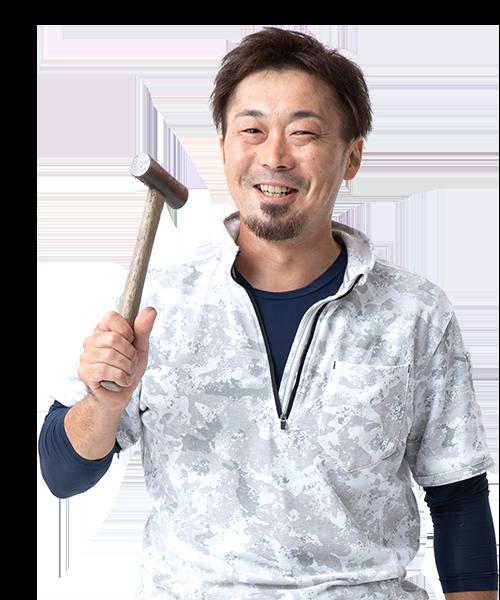 大工職人 前田宏志